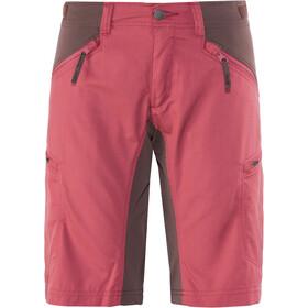 Lundhags Makke Shorts Damer, garnet/acai
